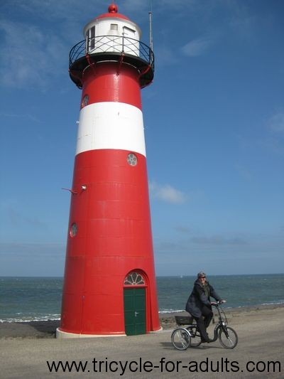 Three Cycling in Holland