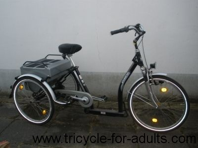 Tricycle for adults Advanced